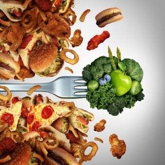 διατροφή, λίπος γράμμωση των χεριών σας