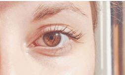 Καστανό μάτι-χρώμα των ματιών