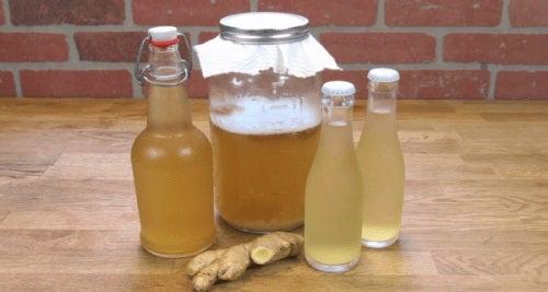 Νερό με πιπερόριζα: παρασκευή ροφήματος