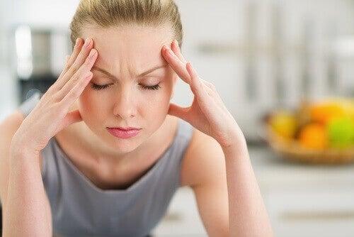 Οφέλη της καθαρής ζελατίνης, ανακούφιση από το άγχος
