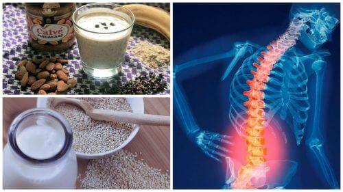 Οι 6 καλύτερες συνταγές για να προλάβετε την οστεοπόρωση