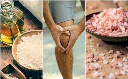 Ανακουφίστε τον πόνο στο γόνατο με αυτή την εύκολη θεραπεία