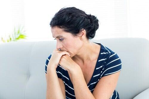 το Σύνδρομο πολυκυστικών ωοθηκών, άγχος