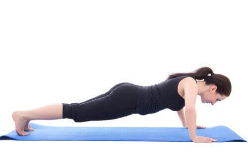 ασκήσεις για να κάψετε το λίπος