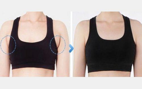 5 τρόποι για να ξεφορτωθείτε το λίπος κάτω από τα χέρια!