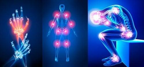7 λόγοι που πονούν οι αρθρώσεις σας