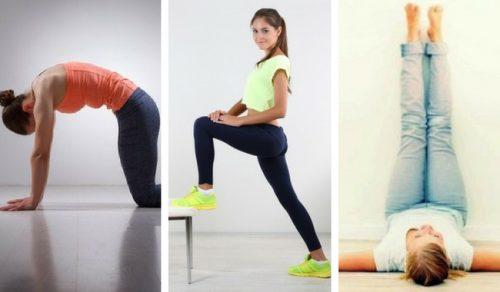 9 πρωινές ασκήσεις σε 9 λεπτά για ν' αποκτήσετε σιλουέτα
