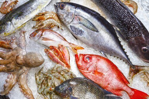 ψάρια -Τροφικές αλλεργίες