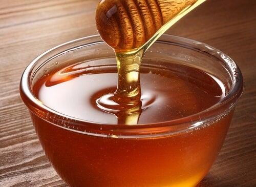 απαλλαγείτε από τις ρυτίδες - μέλι