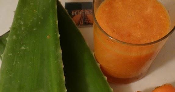 αλόη, χυμός καρότου- θεραπεύστε τους κιρσούς