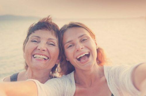 μάνα και κόρη, γυναίκες