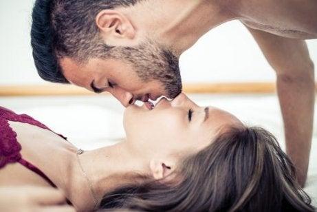 ζευγάρι, φιλί- Το στοματικό σεξ