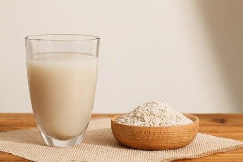 ρύζι, νερό ρυζιού θεραπείες κατά της κολίτιδας