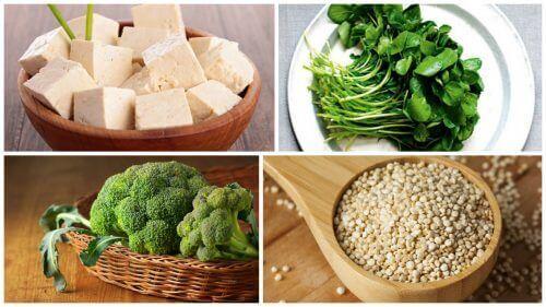 Διατροφική πυραμίδα, λαχανικά