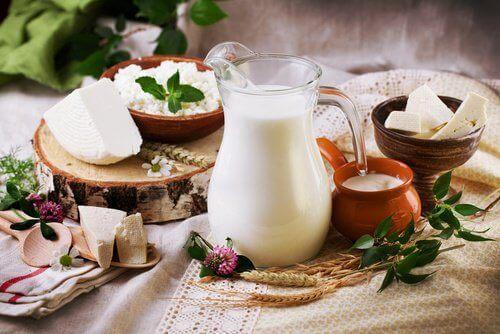 Γαλακτοκομικά με λίγα λιπαρά για μείωση της χοληστερίνης