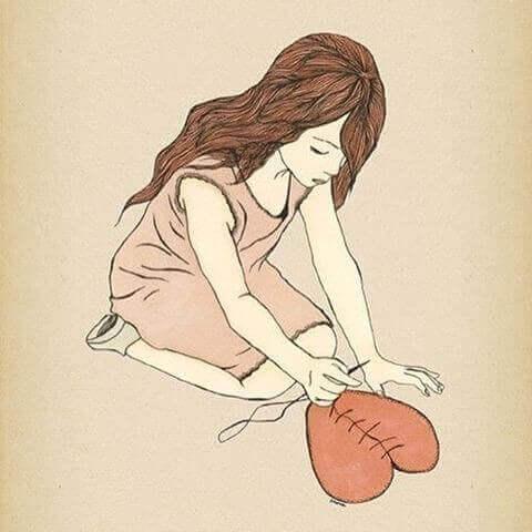 Γενναίοι άνθρωποι, ράβοντας την καρδιά