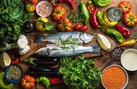 Καθαριστικές δίαιτες, φρούτα και λαχανικά