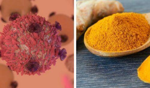 Μάθετε πώς ο κουρκουμάς καταπολεμά τον καρκίνο