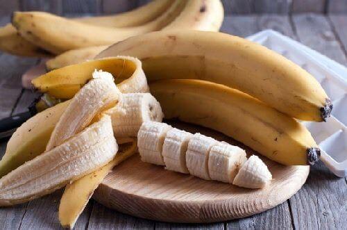 Ενυδατικές μάσκες μαλλιών με μπανάνα