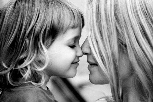 μητέρα και παιδί, αγάπη
