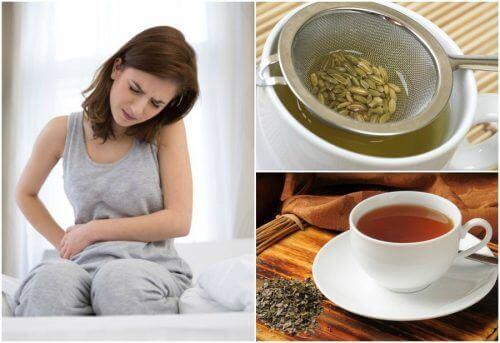 5 φυσικά ροφήματα για την αντιμετώπιση της λιπώδης νόσου του ήπατος