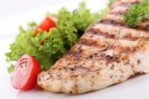 Υποφέρετε από ουρική αρθρίτιδα - Λευκό ψάρι μαγειρεμένο