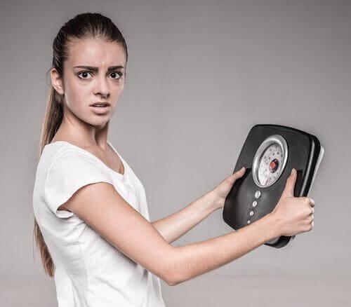 Προβλήματα με τον θυρεοειδή, απώλεια βάρους χωρίς λόγο