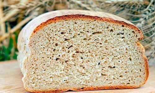 Ψωμί για σαλμορέχο