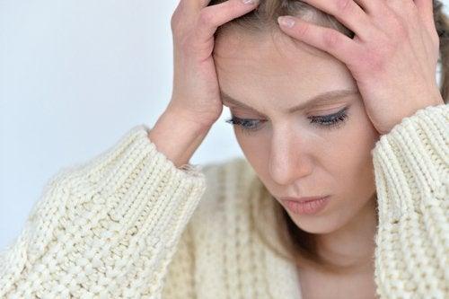 πονοκέφαλος, γυναίκα επιπτώσεις του άγχους