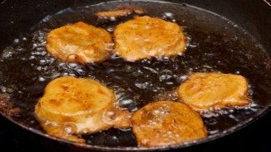 Όχι στα τηγανιτά για μείωση της χοληστερίνης