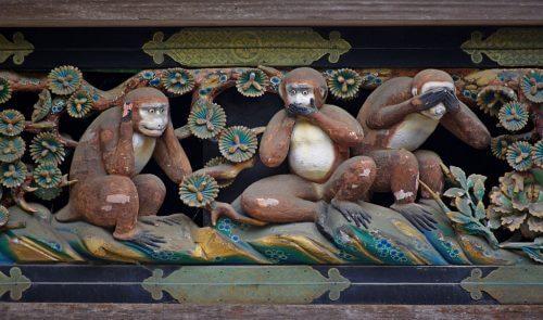 """Το πραγματικό, συναρπαστικό μάθημα από τις """"τρεις σοφές μαϊμούδες"""""""