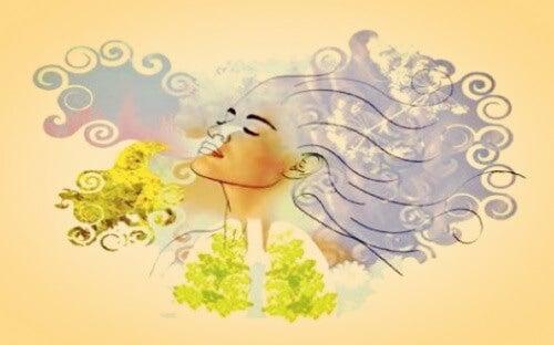 Βαθιά αναπνοή, άγχος