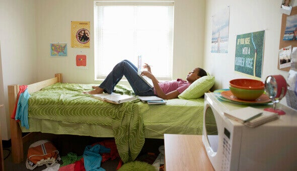 τρόποι να χαρίσετε στο δωμάτιό σας ένα πιο υγιεινό περιβάλλον
