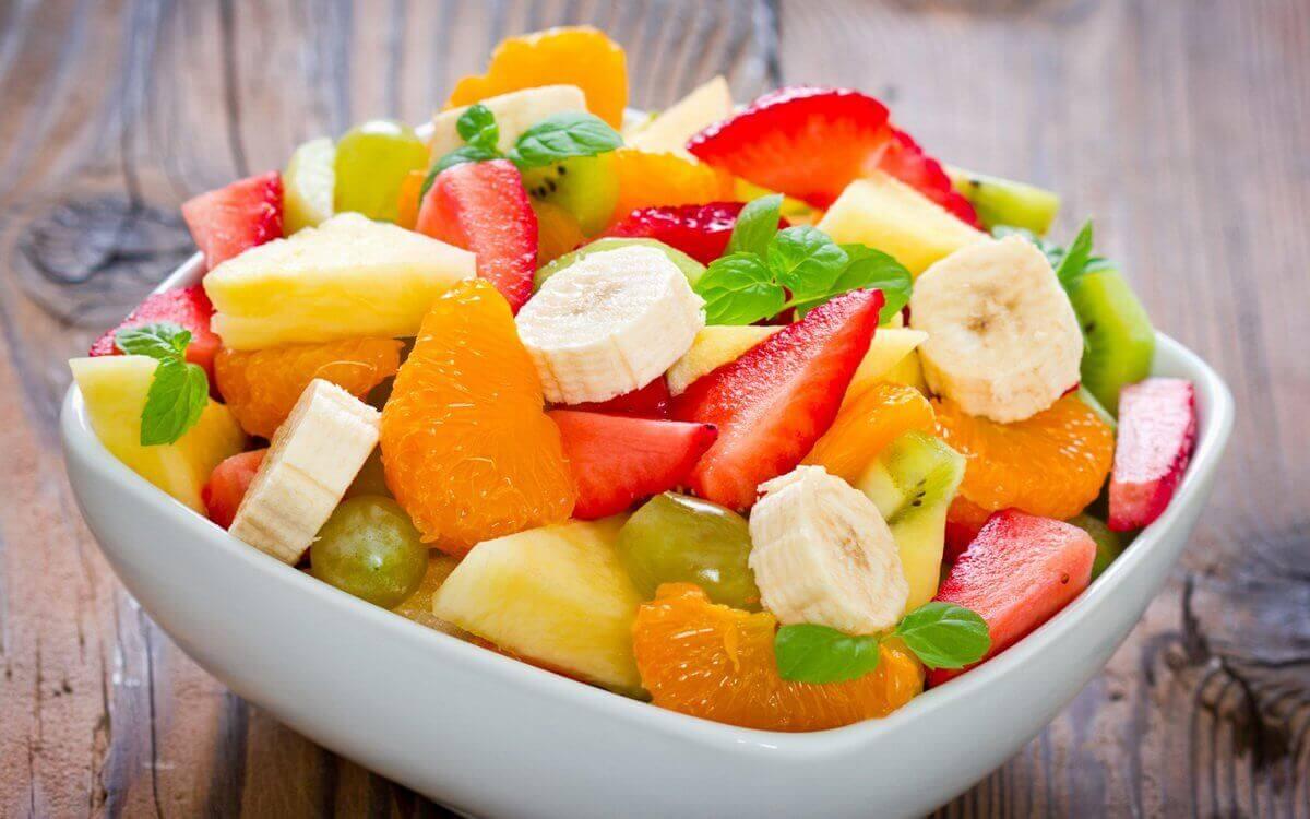 αλλαγές στο δείπνο - φρούτα ναι ή όχι;
