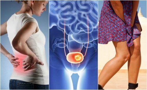 7 σημάδια του καρκίνου της ουροδόχου κύστης