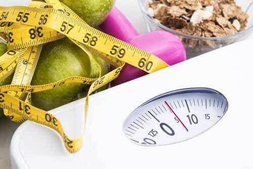 Όσο πιο μεγάλοι είστε, τόσο η διατροφή επηρεάζει το βάρος