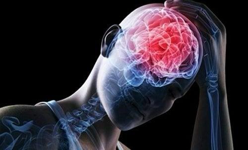 εγκέφαλος, εγκεφαλική εμβολή
