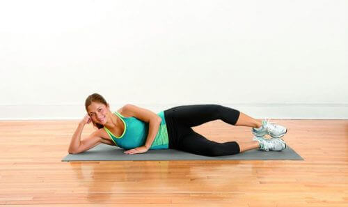 γυμναστική για τον πόνο στο πόδι