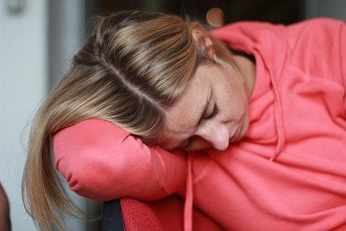 κούραση, αναιμία- σημάδια του καρκίνου της ουροδόχου κύστης