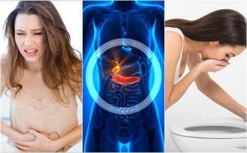 6 σημάδια που δείχνουν προβλήματα με τη χοληδόχο κύστη σας