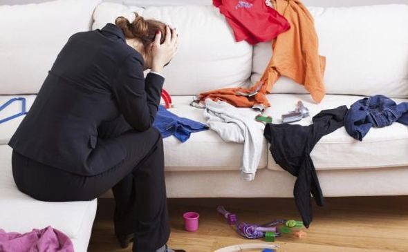 7 συμβουλές για να διατηρήσετε καθαρό το σπίτι σας, χάος