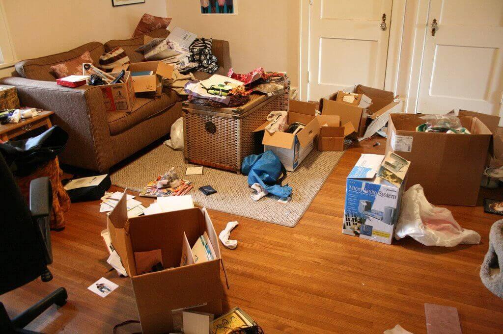 7 συμβουλές για να διατηρήσετε καθαρό το σπίτι σας, μη μαζεύετε πράγματα