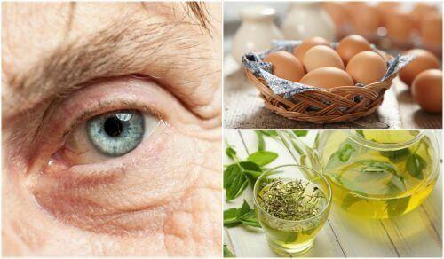 Προστατέψτε τα μάτια σας από την εκφύλιση της ωχράς κηλίδας με αυτά τα 7 τρόφιμα