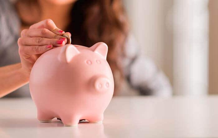 Ανακαλύψτε την Ιαπωνική μέθοδο για την αποταμίευση χρημάτων, κουμπαράς