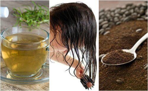 5 φυσικές θεραπείες για το πρόωρο γκριζάρισμα των μαλλιών