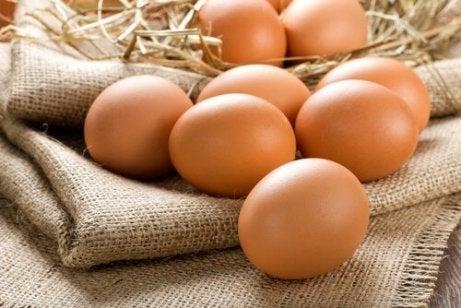 αβγά για την Καταπολέμηση της αναιμίας