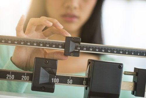 αποτρέψετε τους κιρσούς, βάρος
