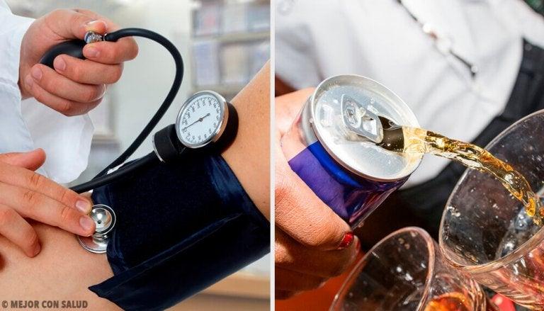 Ποτά που αυξάνουν την αρτηριακή πίεση κατακόρυφα