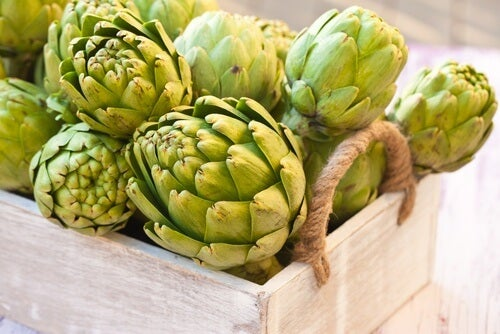 Εύκολη απώλεια βάρους με αυτά τα 5 φαρμακευτικά φυτά, αγκινάρες