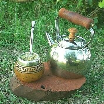 Γνωρίζατε ότι μπορείτε να χρησιμοποιήσετε το Μάτε για να χάσετε βάρος, τσάι